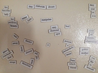 all created by the six-year-old as far as you can prove