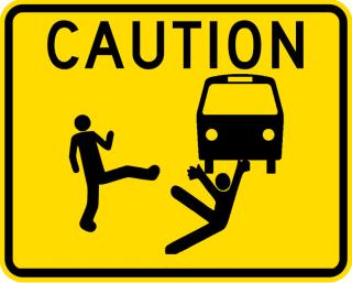 Thrown-under-bus