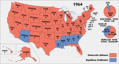 Electoralmap1964